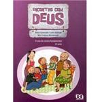 Livro - Encontro com Deus - 4ª Série - 5º Ano - Ensino Fundamental