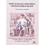 Livro - Encontro da Igreja com o Poder Público e Lideranças da Cidade de São Paulo