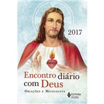 Livro - Encontro Diário com Deus 2017