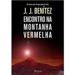 Livro - Encontro na Montanha Vermelha