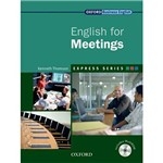 Livro - English For Meetings: With Multirom