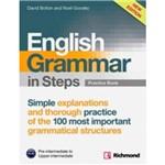 Livro - English Grammar In Steps: Practice Book - New Edition