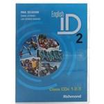 Livro - English ID 2 Class Cd