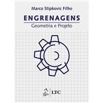 Livro - Engrenagens: Geometria e Projeto