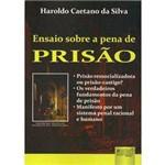 Livro - Ensaio Sobre a Pena de Prisão