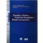Livro - Ensaios de História do Pensamento Econômico no Brasil Contemporâneo