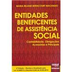 Livro - Entidades Beneficentes de Assistência Social: Contabilidade, Obrigações Acessórias e Principais