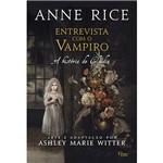 Livro - Entrevista com o Vampiro: a História de Cláudia