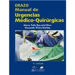 Livro - Erazo - Manual de Urgencias Médico-Quirúrgicas