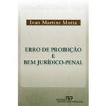 Livro - Erro de Proibição e Bem Jurídico-Penal