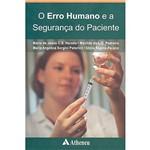 Livro - Erro Humano e a Segurança do Paciente, o