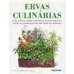 Livro - Ervas Culinárias