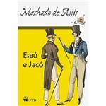 Livro - Esaú e Jacó (Grandes Leituras -Clássicos da Literatura)