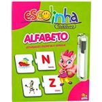 Livro - Escolinha Todolivro: Alfabeto - Atividades Escreva e Apague
