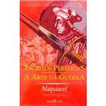 Livro - Escritos Politicos a Arte da Guerra