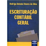 Livro - Escrituração Contábil Geral