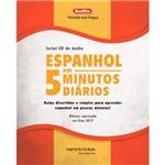 Livro - Espanhol em 5 Minutos Diários