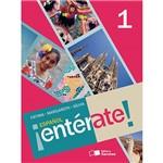 Livro - Español ¡Entérate! 1