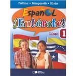 Livro - Español Enterate! - 5 Série - 1 Grau