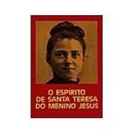 Livro - Espírito de Santa Teresa do Menino Jesus, o