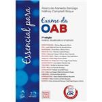 Livro - Essencial para Exame da Oab