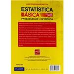 Livro - Estatistica Basica - Volume Unico
