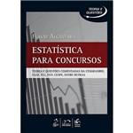 Livro - Estatística para Concursos