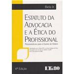 Livro - Estatuto da Advocacia e a Ética Profissional