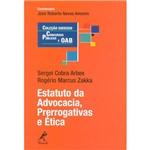 Livro - Estatuto da Advocacia, Prerrogativas e Ética - Coleção Sucesso Concursos Públicos e OAB