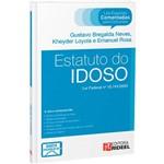 Livro - Estatuto do Idoso - Leis Especiais Comentadas para Concursos