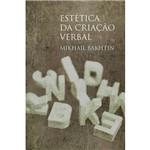 Livro - Estética da Criação Verbal