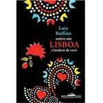 Livro - Estive em Lisboa e Lembrei de Você