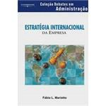 Livro - Estratégia Internacional da Empresa