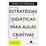 Livro - Estratégias Didáticas para Aulas Criativas