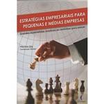 Livro - Estratégias Empresariais para Pequenas e Médias Empresas