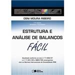 Livro - Estrutura e Análise de Balanços: Fácil