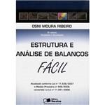 Livro - Estrutura e Análise de Balanços - Série Fácil