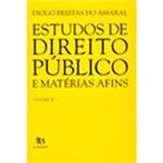 Livro - Estudos de Direito Público e Matérias Afins - Vol. 2