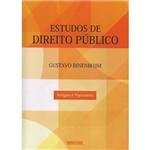 Livro - Estudos de Direito Público