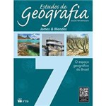 Livro - Estudos de Geografia: o Espaço Geográfico do Brasil - 7