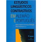 Livro - Estudos Linguísticos Contrastivos: em Alemão e Português