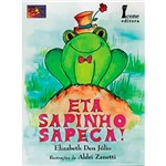Livro - Eta Sapinho Sapeca!