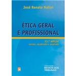 Livro - Ética Geral e Profissional