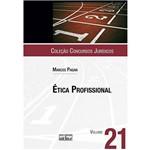 Livro - Ética Profissional Vol. 21
