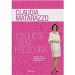 Livro - Etiqueta Sem Frescura