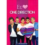 Livro - eu Amo One Direction