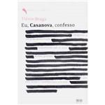 Livro - Eu, Casanova, Confesso...