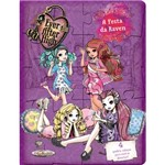Livro - Ever After High - a Festa da Raven