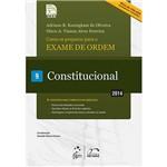 Livro - Exame de Ordem: Constitucional (Vol. 9)