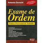 Livro - Exame de Ordem - Prática Processual do Trabalho
